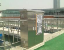 韓国浄水場<分電盤>