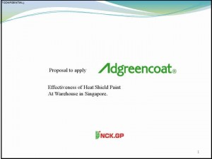 Adgreencoat Simulation